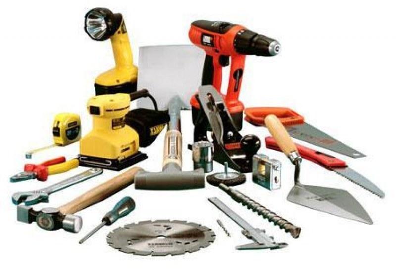 инструменты для сборки мебели