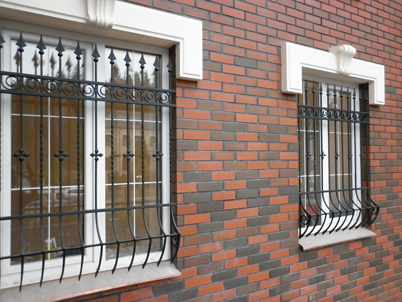 Решетки на окна: изготовление с установкой в Севастополе